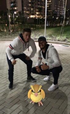 Pokemon Go Brasil 2016 Feel deporte Videojuegos Olimpiadas