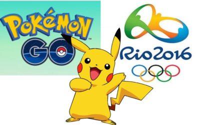 Videojuego Pokémon Go ¿Hasta dónde puede llegar ? JJOO Río 2016