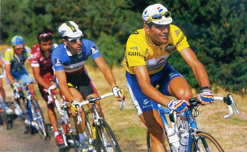 Abraham Olano Los 21 Últimos Ganadores de La Vuelta a España
