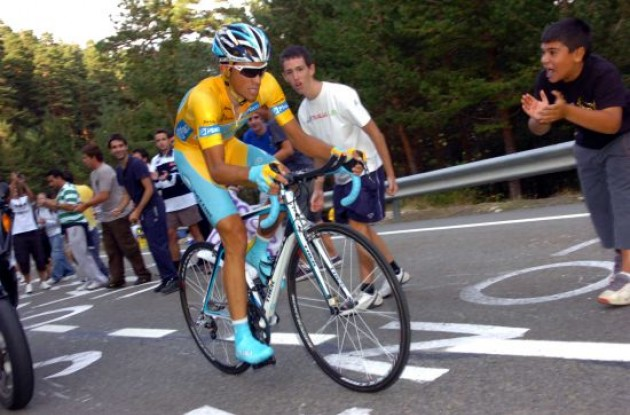 Alberto Contador 2008 Los 21 Últimos Ganadores de La Vuelta a España