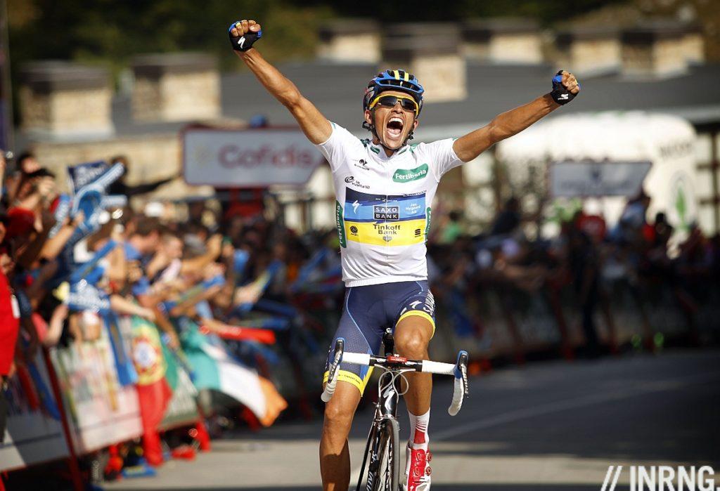 Alberto Contador 2012 Los 21 Últimos Ganadores de La Vuelta a España