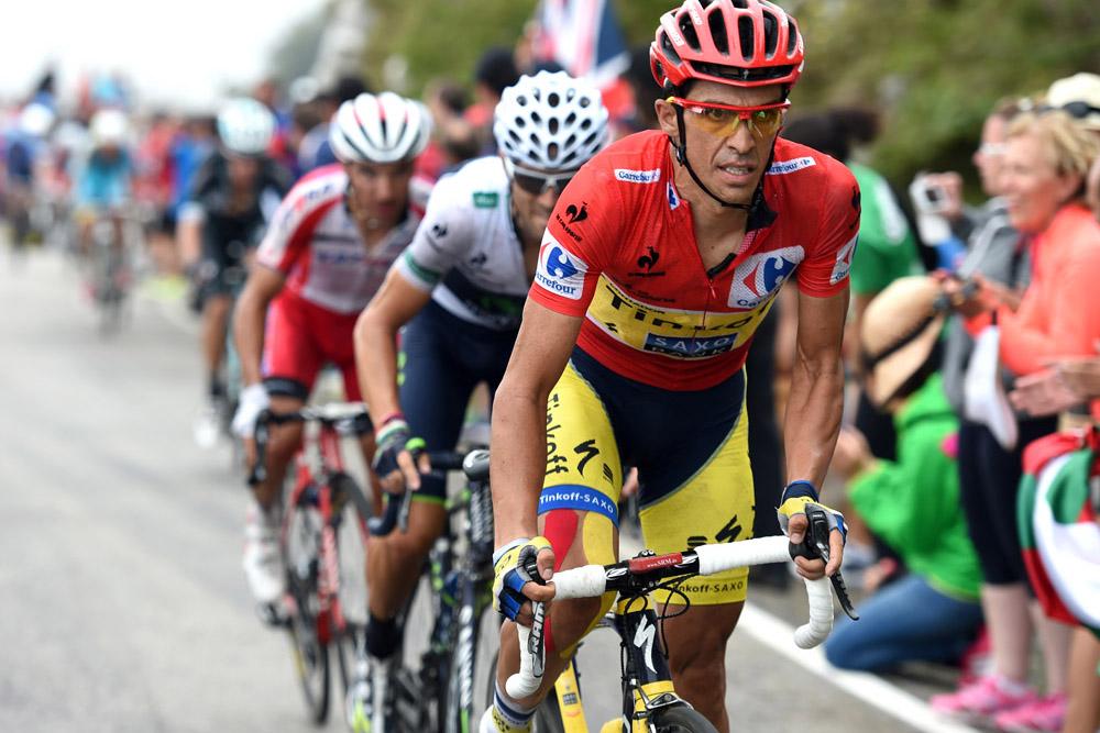 Alberto Contador Los 21 Últimos Ganadores de La Vuelta a España