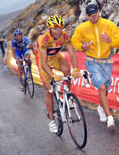 Alejandro Valverde Los 21 Últimos Ganadores de La Vuelta a España
