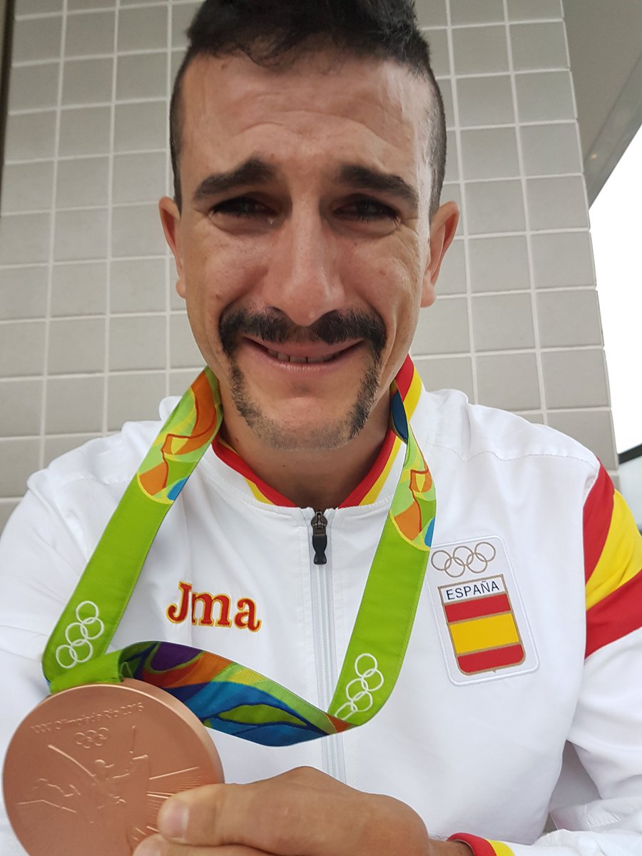 Carlos Coloma 17 medallas ganadas en Río 2016 por los deportistas españoles