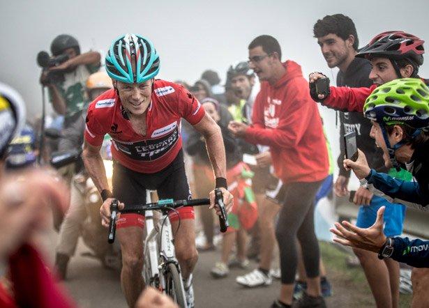 Chris Horner Los 21 Últimos Ganadores de La Vuelta a España