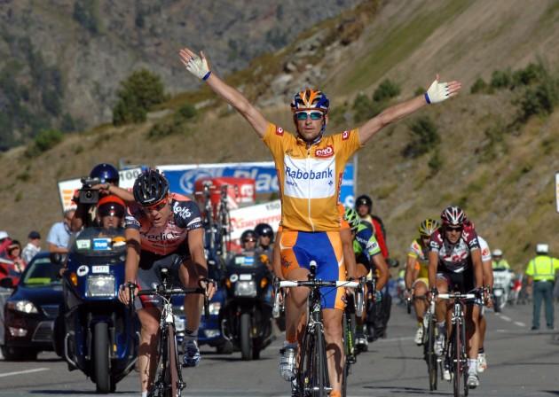 Denis Menchov Los 21 Últimos Ganadores de La Vuelta a España