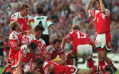 ¿Eurocopa de fútbol, el torneo de las sorpresas? (I) La Dinamarca del 92