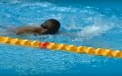 Eric Moussambani, el nadador que no sabía nadar. Un Claro ejemplo del Espíritu Olímpico