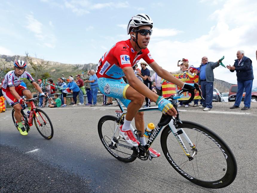 Fabio Aru Los 21 Últimos Ganadores de La Vuelta a España