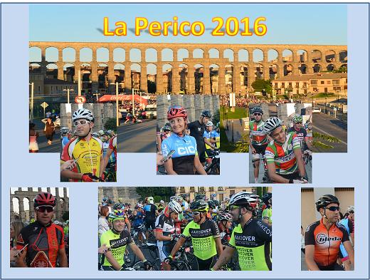 Entrevistamos a los verdaderos protagonistas de La Perico 2016: El ciclista