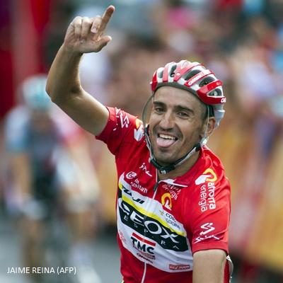 Juanjo Cobo Los 21 Últimos Ganadores de La Vuelta a España