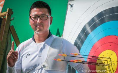 El surcoreano Kim Woo-Jin bate el primer récord del mundo de los Juegos