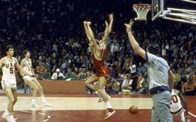 USA vs URSS en Múnich 1972. Los tres segundos que lo cambiaron todo