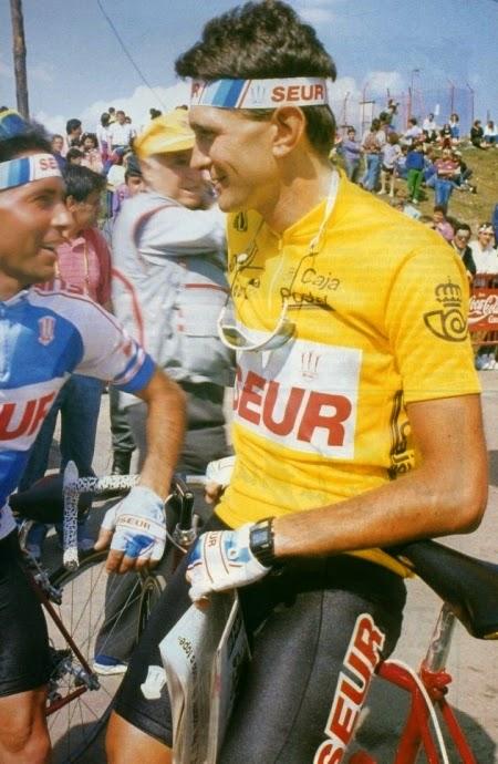 Marco Giovannetti Los 21 Últimos Ganadores de La Vuelta a España