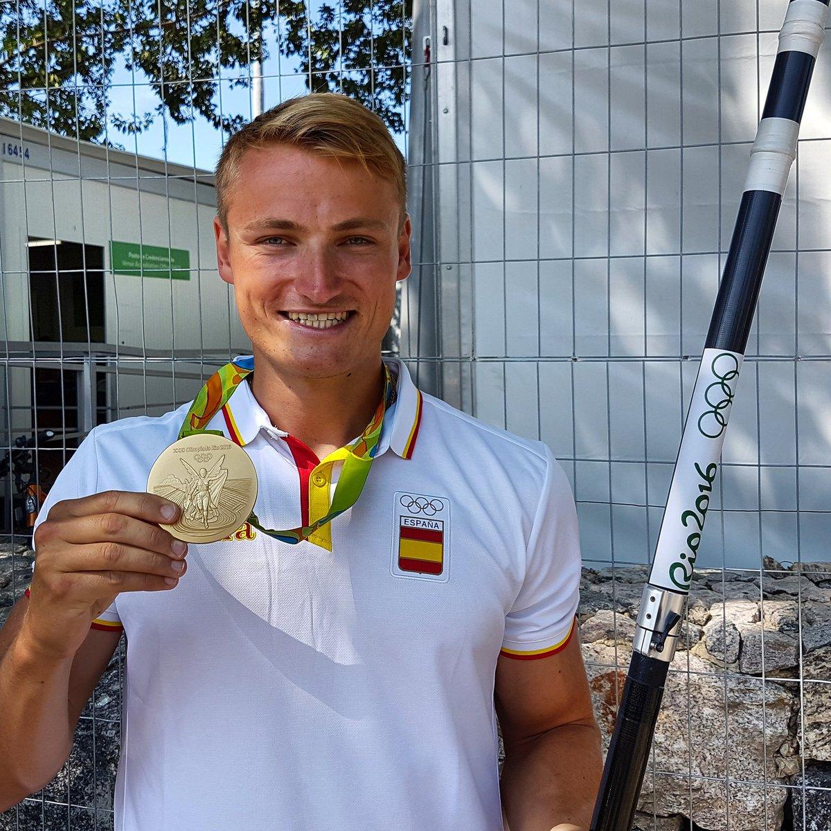 Marcus Cooper Las 17 medallas ganadas en Río 2016 por los deportistas españoles