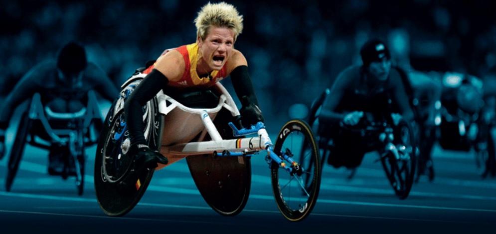 Marieke Vervoort: luchar o rendirse ante su dura enfermedad.
