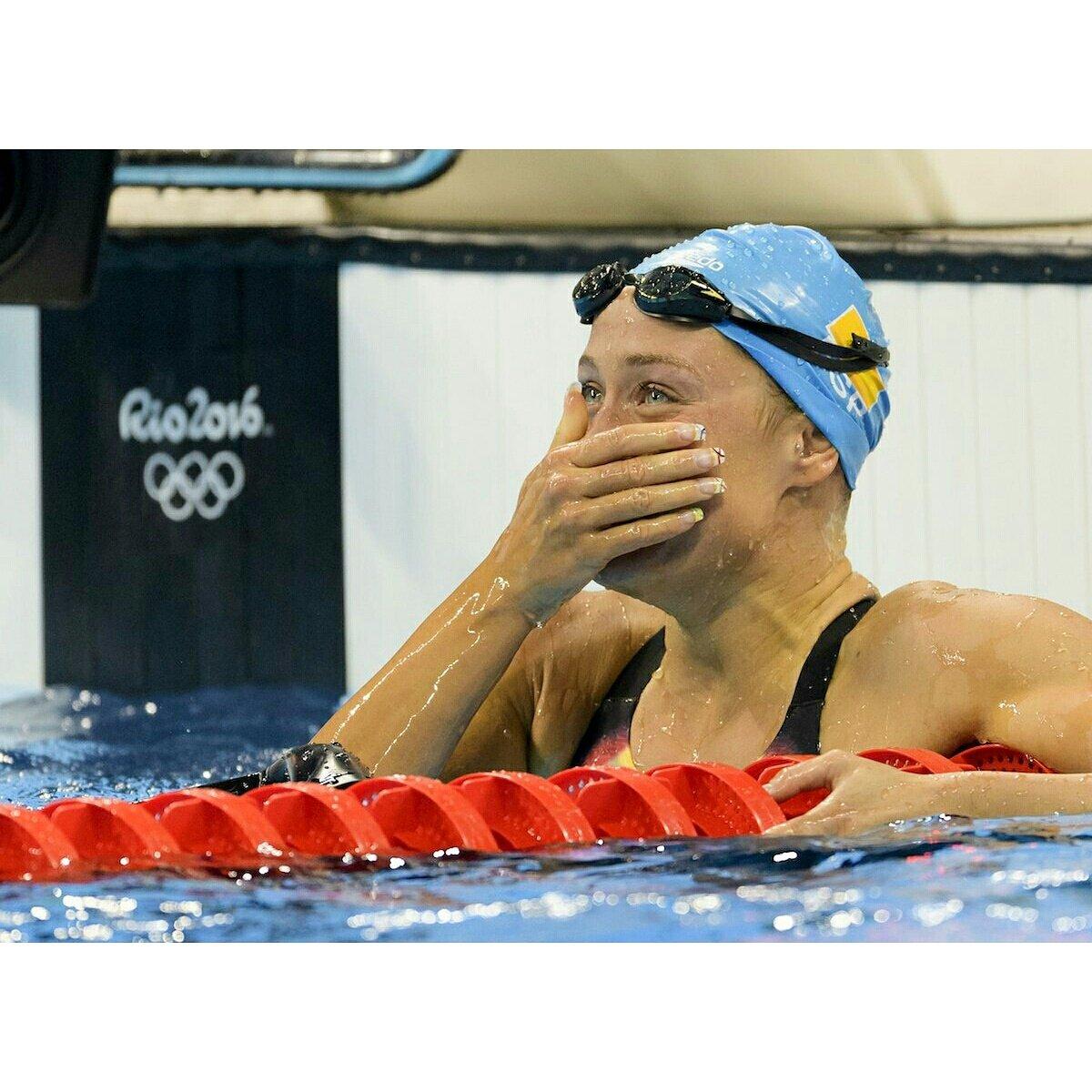 Mireia Belmonte 17 medallas ganadas en Río 2016 por los deportistas españoles