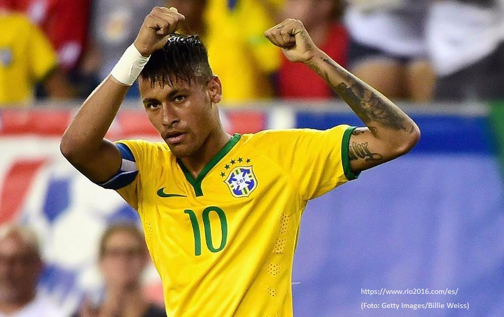 La Brasil de Neymar arranca el torneo con un empate sin goles ante Sudáfrica.