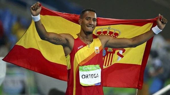 Orlando Ortega 17 medallas ganadas en Río 2016 por los deportistas españoles