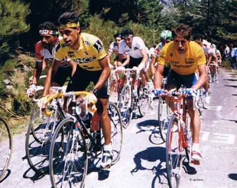Pedro Delgado Los 21 Últimos Ganadores de La Vuelta a España