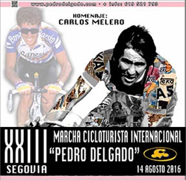 XXIII MARCHA CICLOTURISTA PEDRO DELGADO
