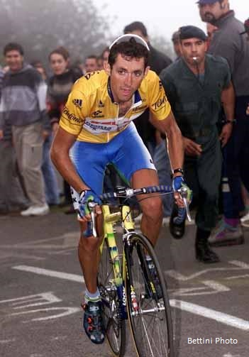 Roberto Heras 2000 Los 21 Últimos Ganadores de La Vuelta a España