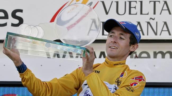 Roberto Heras 2005 Los 21 Últimos Ganadores de La Vuelta a España