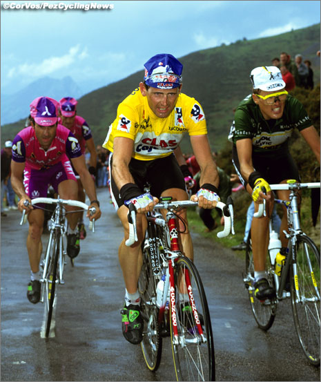 Tony Rominger 1993 Los 21 Últimos Ganadores de La Vuelta a España