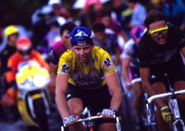 Tony Rominger 1994 Los 21 Últimos Ganadores de La Vuelta a España