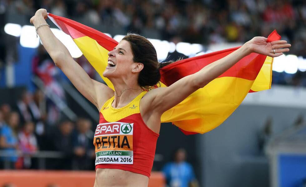 Ruth Beitia 17 medallas ganadas en Río 2016 por los deportistas españoles