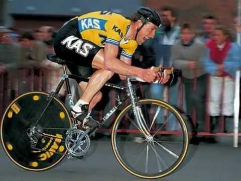 Sean Kelly Los 21 Últimos Ganadores de La Vuelta a España