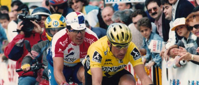 Melchor Mauri Los 21 Últimos Ganadores de La Vuelta a España