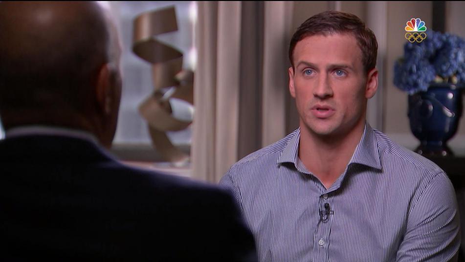 Lotche entrevista Mentiras de Ryan Lochte y sus compañeros ¿Espíritu Olímpico en Río 2016? Corrupción, Acusaciones de Soborno y Explotación, Mentiras...