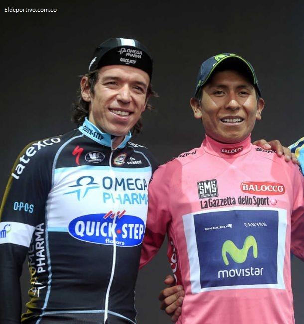 Rigoberto Urán y Nairo Quintana Quintana, Chaves y la escuela de grandes ciclistas colombianos