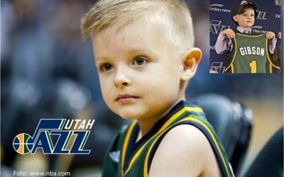 El niño que cumplió su sueño: Jugar un día en la NBA