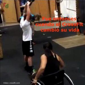 Como el CrossFit puede cambiar totalmente tu vida: MeiLin McDonald