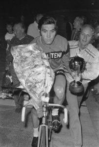 Eddy Merckx Ranking de los 5 Mejores Ciclistas de la Historia