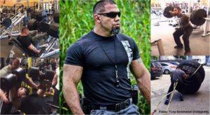 Los bestiales entrenamientos de Tony Sentmanat FeelSaludable Feedeporte