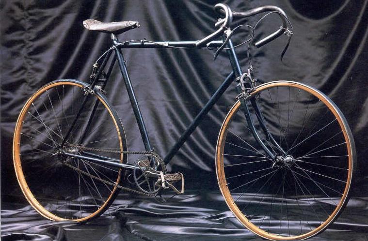 Bicicleta Nicolas Frantz 1927 El Ciclismo de Principios del Siglo XX: Ranking de los Mejores Ciclistas