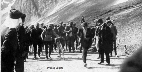 Octave Lapize Tourmalet 1910 El Ciclismo de Principios del Siglo XX: Ranking de los Mejores Ciclistas