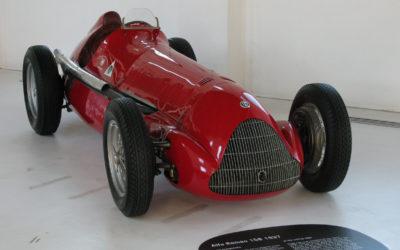 La Evolución de la Fórmula 1 (1950-2016)