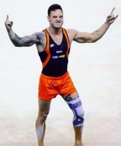 Bart Deurloo Los tatuajes de los deportistas más sexis