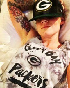 Bethanie Mattek Los tatuajes de los deportistas más sexis