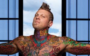 Chris Andersen Los tatuajes de los deportistas más sexis