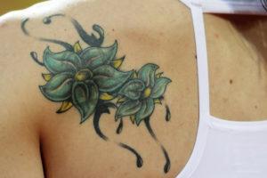 Denisa Rosolová Los tatuajes de los deportistas más sexis