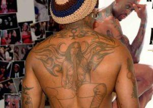 Dennis Rotman Los tatuajes de los deportistas más sexis