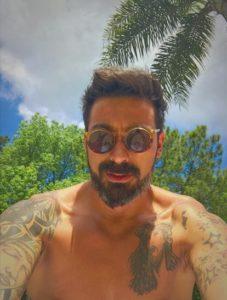 Ezequiel Lavezzi Los tatuajes y los deportistas más sexis FeelCurioso Feeldeporte