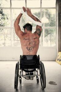 FERNANDO FERNANDES Los tatuajes de los deportistas más sexis