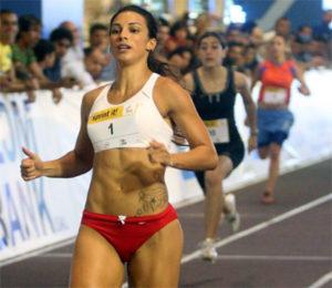 Gretta Taslakian Los tatuajes de los deportistas más sexis