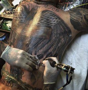Radja Nainggolan Los tatuajes y los deportistas más sexis FeelCurioso Feeldeporte